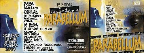 disco tributo a parabellum